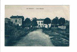 Cpa LE RONZY Les écoles Hameau De Bourg De Thizy Femmes à La Pose - Other Municipalities