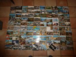 Lot Vrac De 100 CARTES POSTALES De France Etc(Cartes Postales Moderne (15cm X 10cm) Comprenant :scènes Diverses, Etc - Cartes Postales