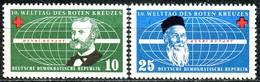 DDR - Mi 572 / 573 - ** Postfrisch (A) - 10-25Pf    Welttag Des Roten Kreuzes - [6] République Démocratique