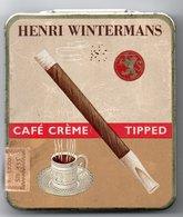 Boîte Cigarillos Cigarollo's  Henri Wintermans - Café Crème Tipped Cigare - Around Cigars