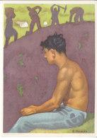 CARTE DE LA FETE NATIONALE SUISSE 1935 - NUM62*  - COTE 12.--CHF - Interi Postali
