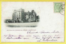 * Torhout - Thourout * Chateau De Wynendaele, Kasteel Wijnendale, Unique, Castle, TOP, Rare, Prachtkaart - Torhout