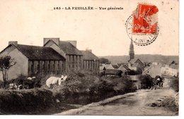 Finistère : La Feuillée : Vue Générale - France