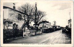 47 - GAUJAC -- Route De Couthures - France