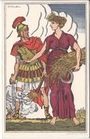 CARTE DE LA FETE NATIONALE SUISSE 1916 - NUM14*  - COTE 10.--CHF - Stamped Stationery