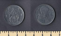 Vatican 50 Lire 1968 - Vaticano (Ciudad Del)