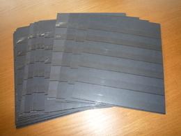 CARTES DE CLASSEMENT: LOT DE 20 CARTES - Approval (stock) Cards