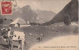 Chalet Et Chapelle De La Monse , Prés Charmey 23K - FR Fribourg