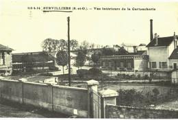 CPA N°24876 - SURVILLIERS - INTERIEURE DE LA CARTOUCHERIE - REPRODUCTION - Survilliers