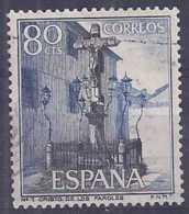 España-Spain - Ed 1545. Cristo De Los Faroles (o) - 1931-Hoy: 2ª República - ... Juan Carlos I