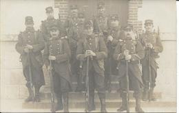 PITHIVIERS (Loiret) - 131e REGIMENT D'INFANTERIE - Carte-photo - 19 Mars 1911 - Correspondance D'un Soldat - Regiments