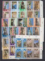 Gibraltar 1971 Definitives / Landscapes 32v X2 ** Mnh (41501A) - Gibraltar