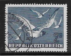 Autriche Poste Aérienne N°56 - Oiseaux - Oblitéré - TB - Poste Aérienne