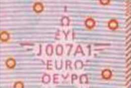 S  ITALIA  10 EURO  J007 A1   FIRST POSITION  TRICHET  UNC - EURO