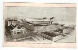 Moline Plow Company  1910 - Etats-Unis