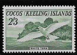 Cocos N°6 - Oiseaux - Neuf ** Sans Charnière - TB - Cocos (Keeling) Islands