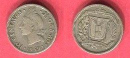 10 CENTAVOS I   ( KM 10)  TTB+ 3,5 - Dominicana