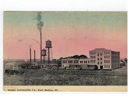 Moline Automobile Co.,  1911 - Etats-Unis