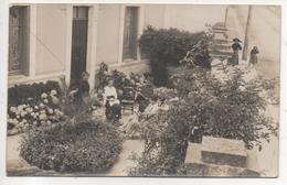 16.343/carte Photo - Famille Bosset (ou Basset) ISLE D'ESPAGNAC - Other Municipalities