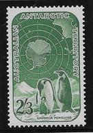Territoire Antarctique Australien N°5 - Oiseaux - Neuf ** Sans Charnière - TB - Territoire Antarctique Australien (AAT)