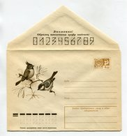COVER USSR 1975 TITMOUSE #75-558 - Sparrows