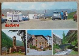 ANDORRE.JOLI LOT DE 40 CARTES.VOIR SVP DETAILS PHOTOS ANNONCE.TIMBRES ANDORRE. - Andorre