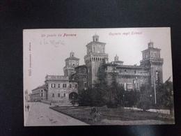 Un Saluto Da Ferrara - Castello Degli Estensi - Ferrara