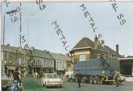 Jeumont, La Douane (voitures, Douaniers Belges) - Jeumont