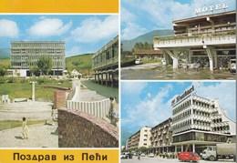 Postcard PEC PEJE  Kosovo Kosoves  Yugoslavia - Kosovo
