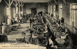 83  PIERREFEU  Fabrique De Bouchons - France