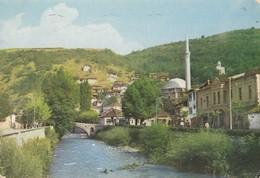 Postcard PRIZREN Kosovo Kosoves  Yugoslavia MOSQUE - Kosovo