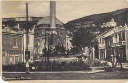 Postcard PRIZREN Kosovo Kosoves  Yugoslavia MOSQUE 1935 - Kosovo
