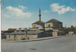 Postcard PRIZREN Kosovo Kosoves  Yugoslavia Mosque Hamam - Kosovo