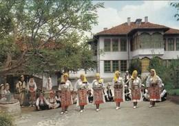 Postcard Ansambl Sota Shota Costume  Kosovo Kosoves  Yugoslavia - Kosovo