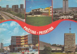 Postcard PRISTINA PRISHTINA  Kosovo Kosoves  Yugoslavia 1979 - Kosovo