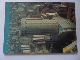 """Cartolina Viaggiata """"SAO PAULO Sao Paulo HILTON HOTEL"""" 1985 - São Paulo"""