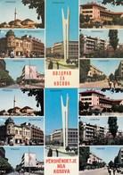2 Different Postcard Pristina Prizren Mitrovica Gnjilane Djakovica Pec Urosevac Kosovo Kosoves  Yugoslavia 1979 - Kosovo