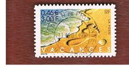 FRANCIA (FRANCE) - MI 3737   - 2001 GREETINGS STAMP: HOLIDAYS (SELF-ADHESIVE) - Francia