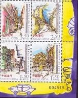 CHINA MACAU 2006 Streets In Macau ** MNH - 1999-... Région Administrative Chinoise