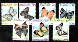 Serie De Mongolia Nº Yvert 699/05 ** MARIPOSAS (BUTTERFLIES) - Mongolia