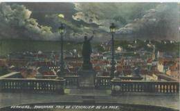 Verviers - Panorama Pris De L'Escalier De La Paix - Artist, Atelier H. Guggenheim & Co No 14076 - 1911 - Verviers