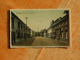 Waasmunster, Hoogstraat, Rue Haute (K6) - Waasmunster