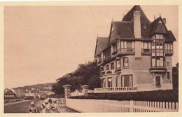 """CPA -14 - DEAUVILLE - Bd Eugène Cornuché Et """"Villa Citroen"""" - 2 Scans - Deauville"""
