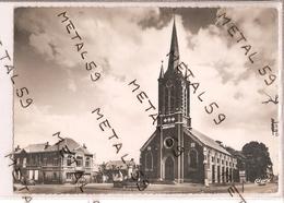 Avelin, L'église, La Place - Autres Communes