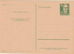 Ganzsache DDR Michel P 41c **   (III / 18 / 104)    ( € 9,50) - [6] République Démocratique