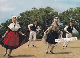 "Folklore - Gavotte Provencale - Groupe Du Terroir Marseillais ""Roudelet Felibren"" - Danses"