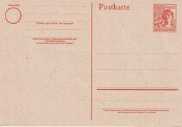 Ganzsache GEMEINSCHAFTS  Ausgabe  Michel P 963 **    ( € 3,50) - Zone AAS