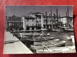 Italia Lago Di Garda.  Malcesine. Il Porto - Verona