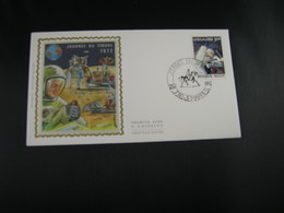 "BELG.1972 1621 FDC JEMAPPES Zijde/soie ""Dag Van De Postzegel - Journée Du Timbre "" - FDC"