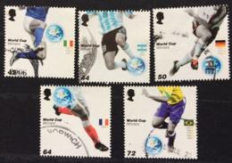 Great Britain Used 2006 World Cup Winners, Soccer - 1952-.... (Elizabeth II)